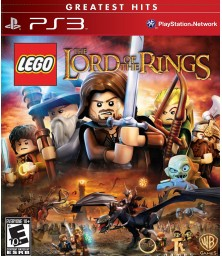 LEGO Lord of the Rings [PS3]
